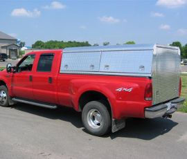 Aluminum Pickup Truck Topper