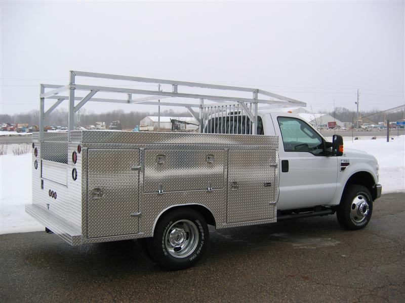 89 Tlwoodscom Semi Truck Aluminum Headache Racks